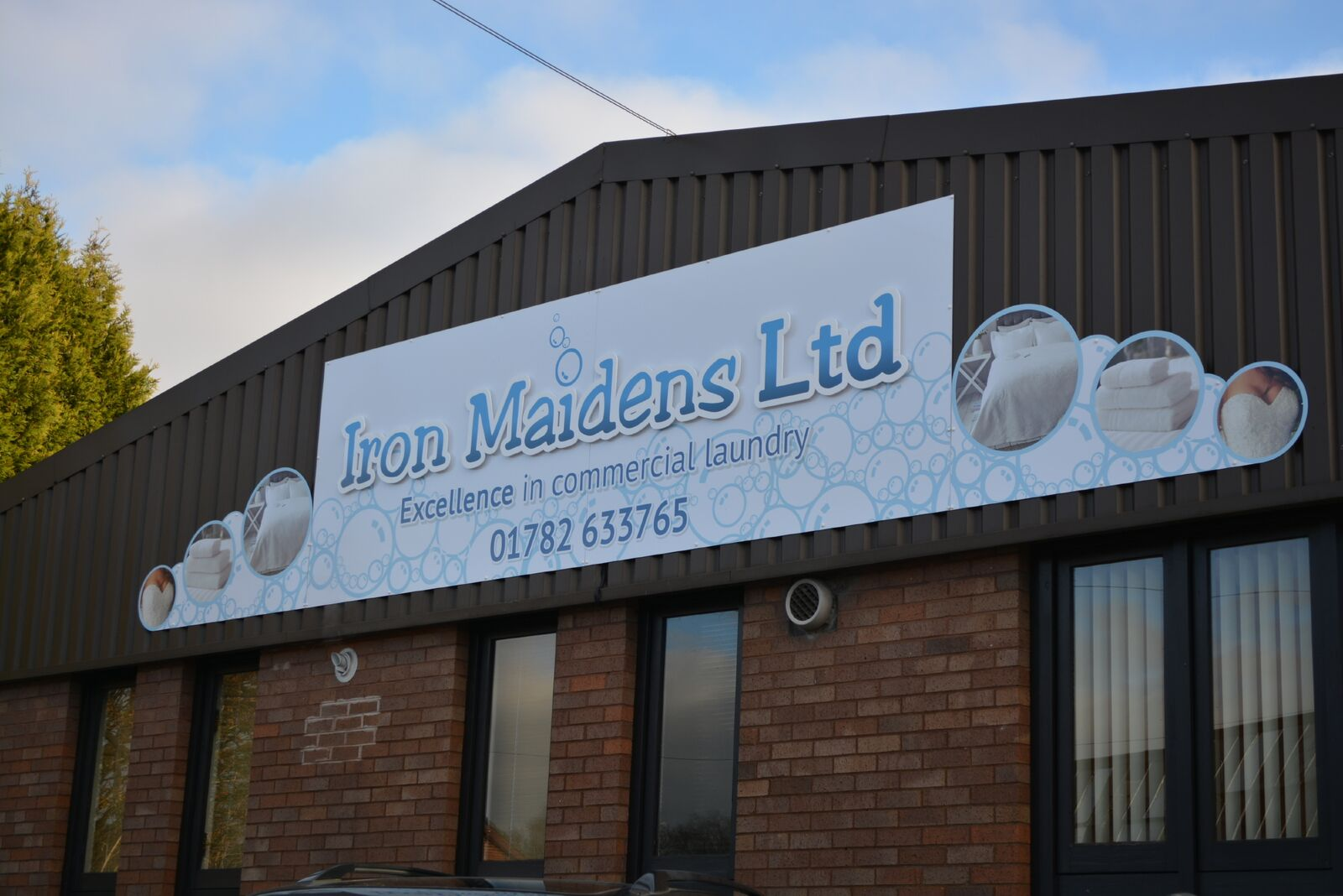 Investment in Iron Maidens leads to Expansion